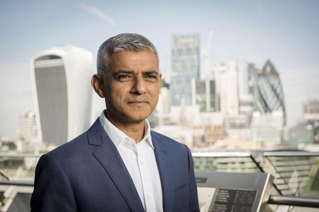 Sadiq Khan said all Londoners should see their history reflected in cultural institutions.