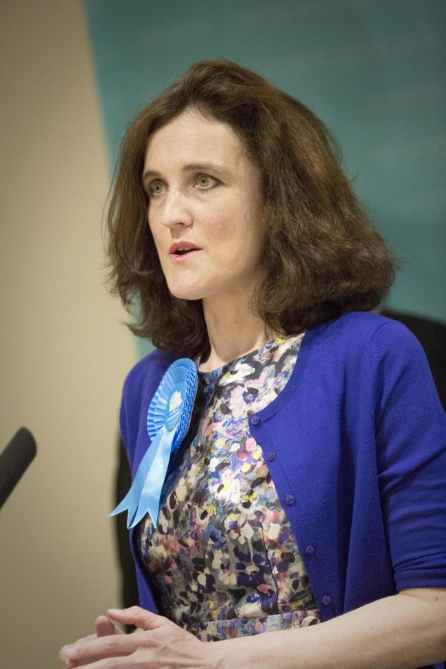 Theresa Villiers' bill was given Royal Assent