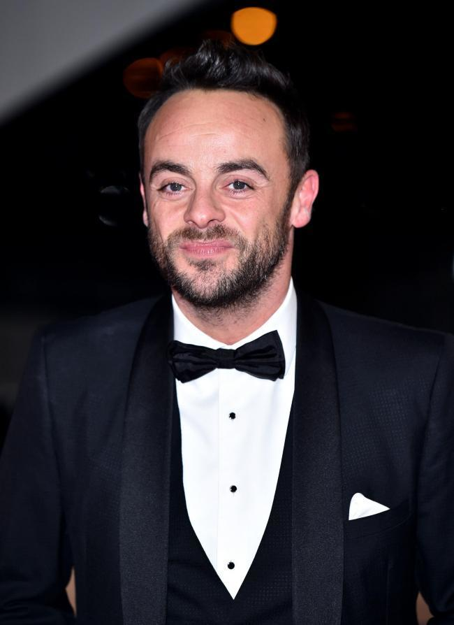 TV presenter Ant McPartlin is back behind the wheel after completing a five month driving course. He was spotted driving with girlfriend Anne-Marie Corbett, who was in the passenger seat.
