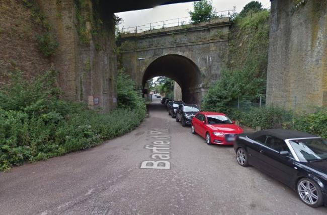 Google Street View - Youths told to leave Gosshill Road area of Chislehurst