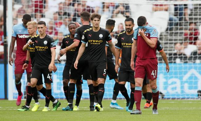 It was miserable start to the Premier League season for West Ham. Picture: Action Images