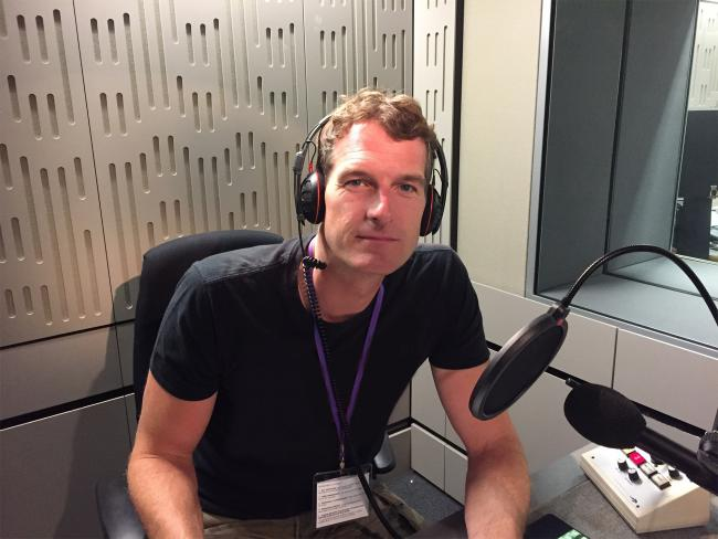 Radio personality Dan Snow is asking for others to help him to get sick and injured vetrans back into work.
