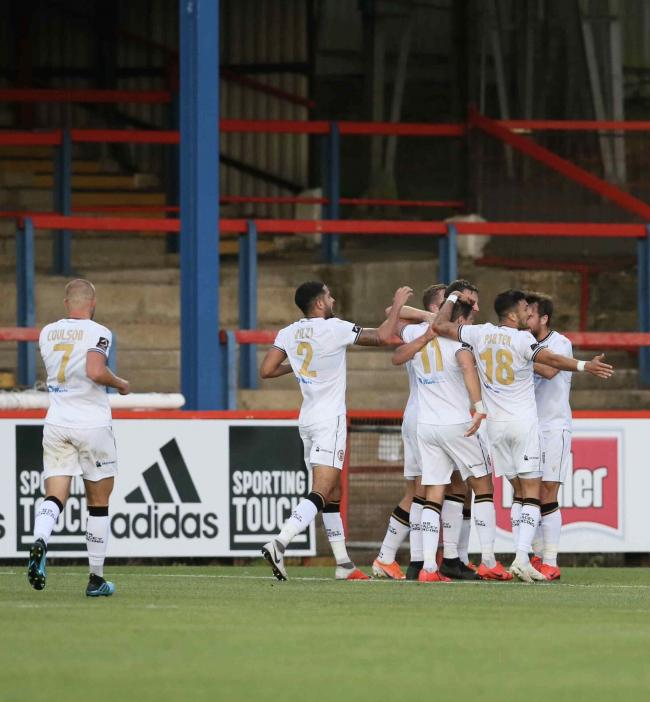 Report: Aldershot 0 – 1 Bromley - Holland strike enough to clinch win