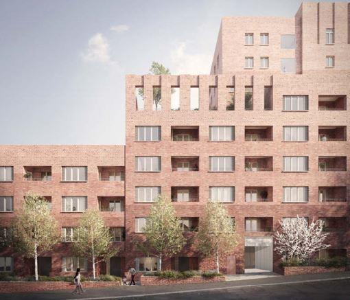 Harrow Inn Abbey Wood: Peabody put housing plans to council