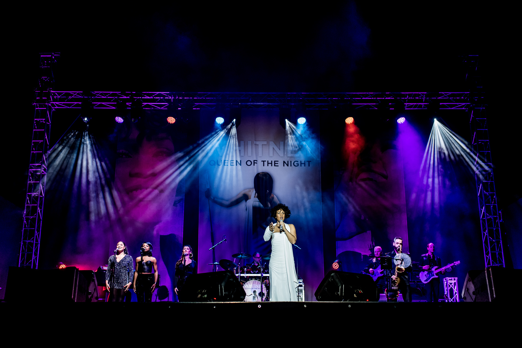 Tribute to pop music legend Whitney Houston comes to North London