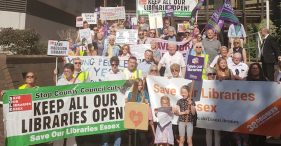 Hullbridge library latest facility to withdraw voluntary-run offer to Essex County Council