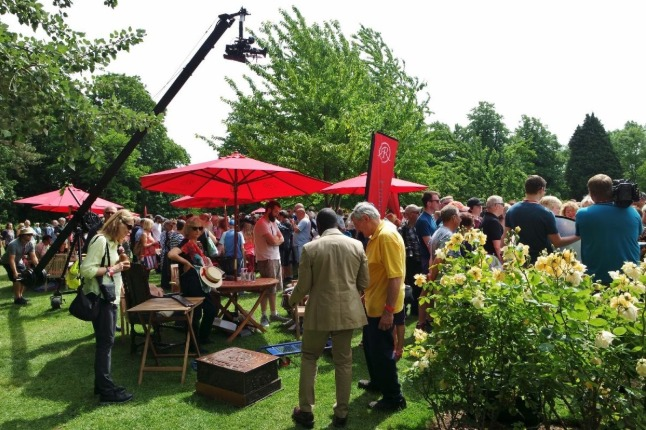 Antiques Roadshow to air its Morden Hall Park episode this weekend