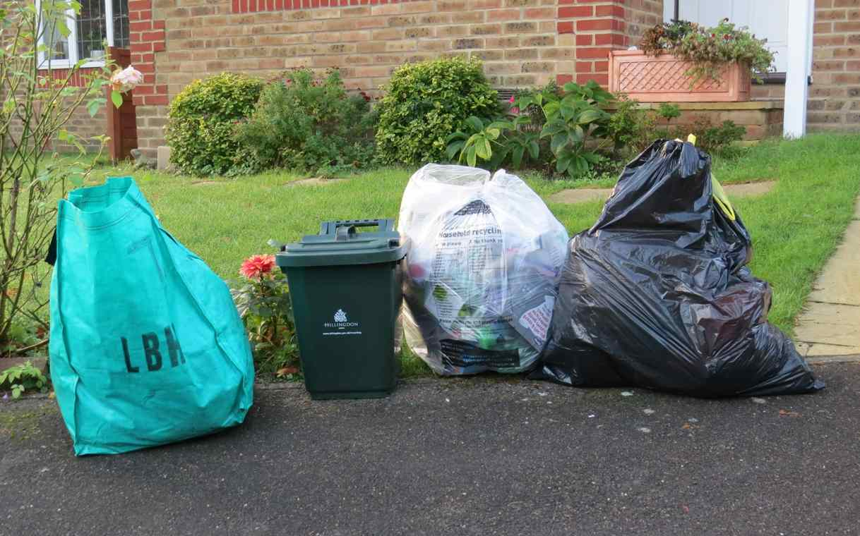 Hillingdon leads way in London on recycling
