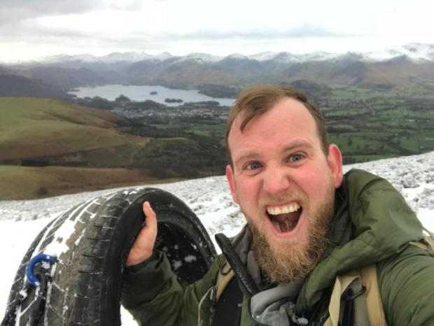 Battersea cop using world record attempt to shine light on mental health issues