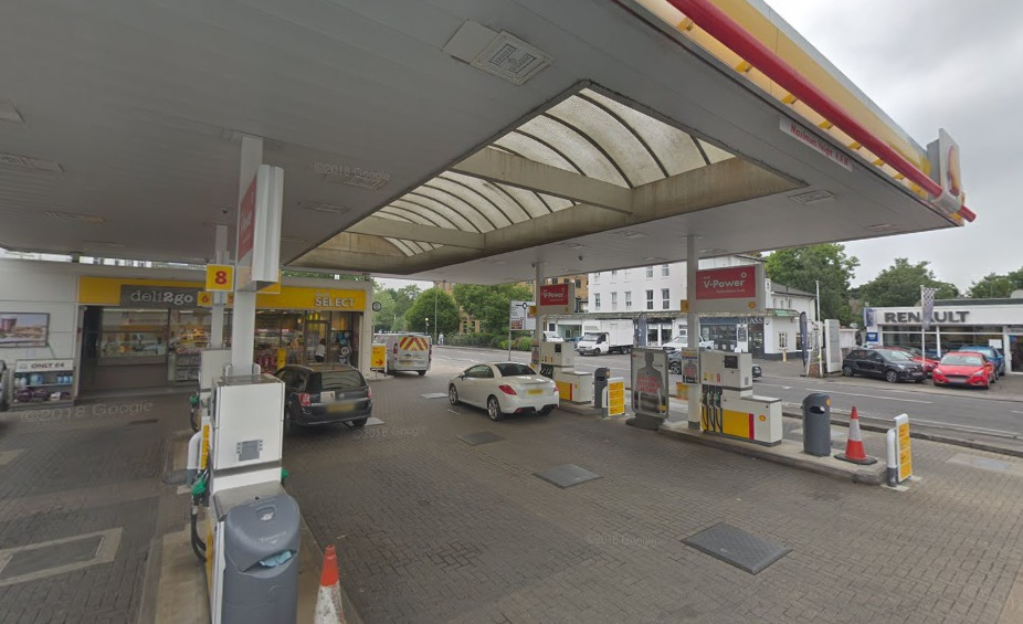 Four charged with attempted murder following attack at Shell garage in Weybridge