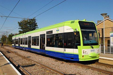'Lives of passengers put at risk' - £10,000 reward on offer after a tram derailed in Mitcham