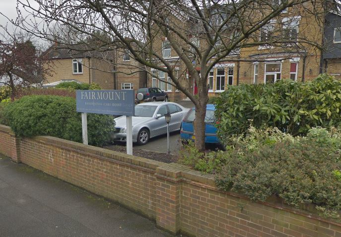 Fairmount Residential Care Home gets inadequate inspection from CQC