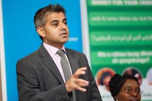 "This Is Local London: ""No race problem"" . . . Tooting MP Sadiq Khan"