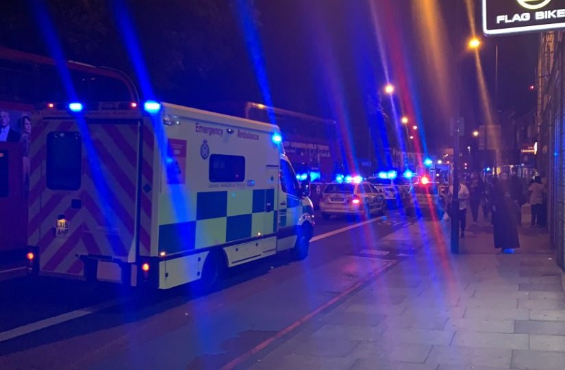 Motorcyclist dies two days after Battersea crash that killed pedestrian