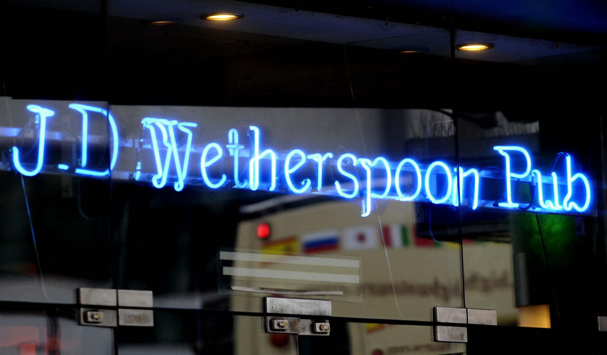 Raise a glass… Wetherspoons SLASH price of pint by 20p