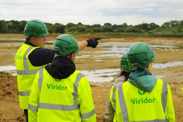 Beddington farmlands transforming into natural habitat as landfill site closes