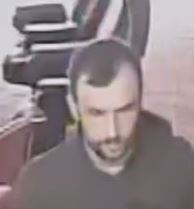Man sought following a robbery at a gambling arcade in Welling