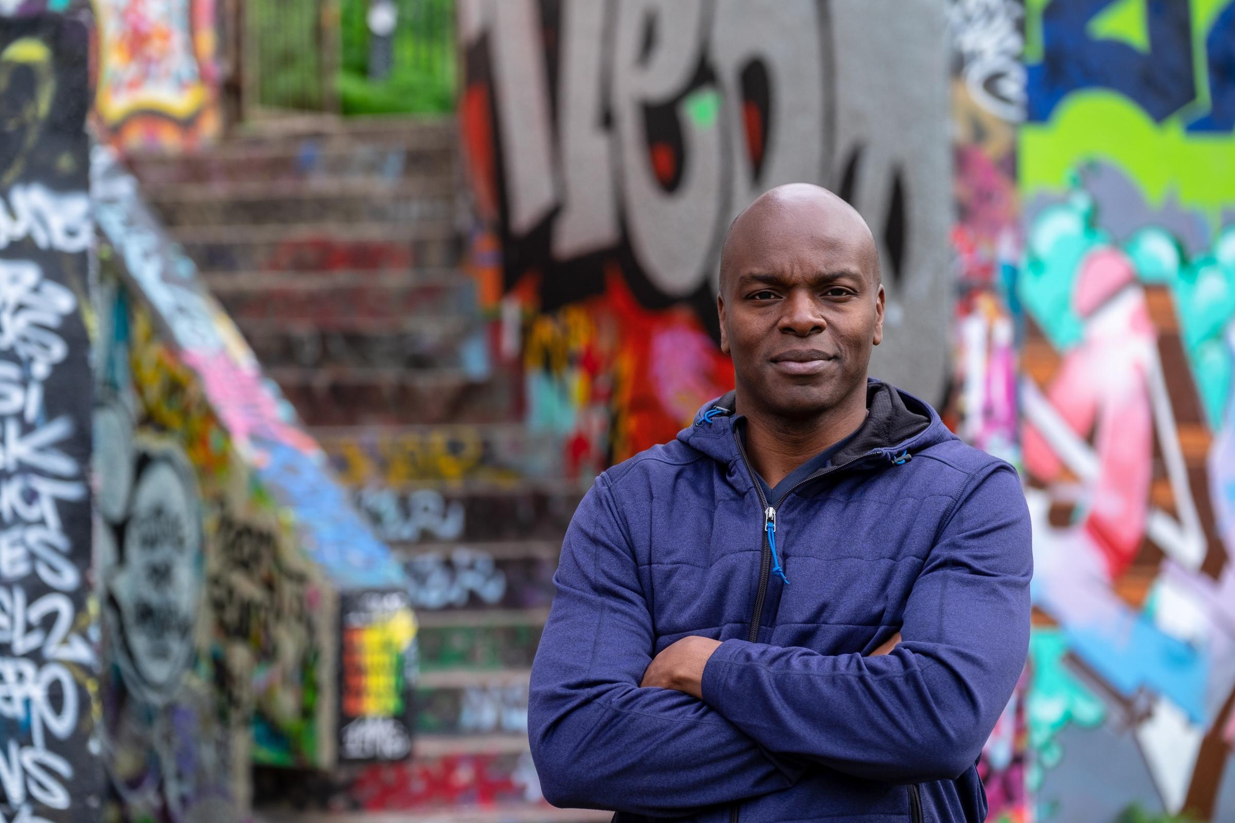 Shaun Bailey proposes how to tackle Barnet burglary epidemic