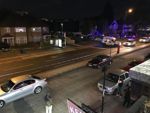 Boy injured following stabbing in Harrow