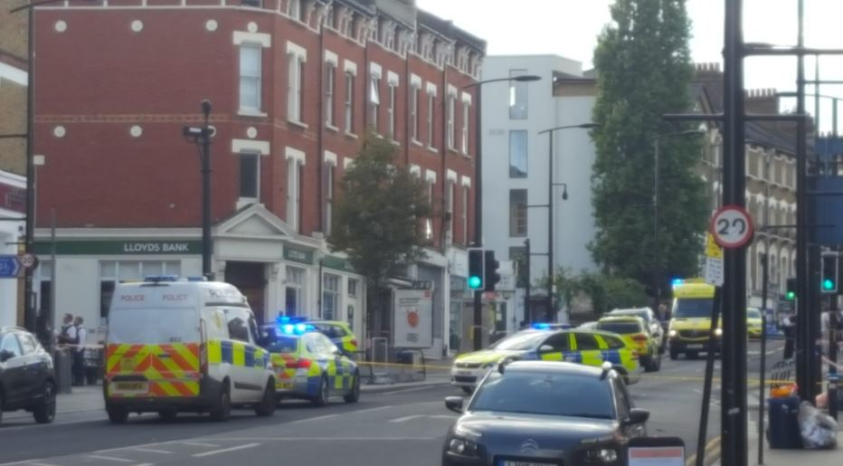 Sydenham: 'He came to shoot someone else, but he ended up shooting himself' witness claims