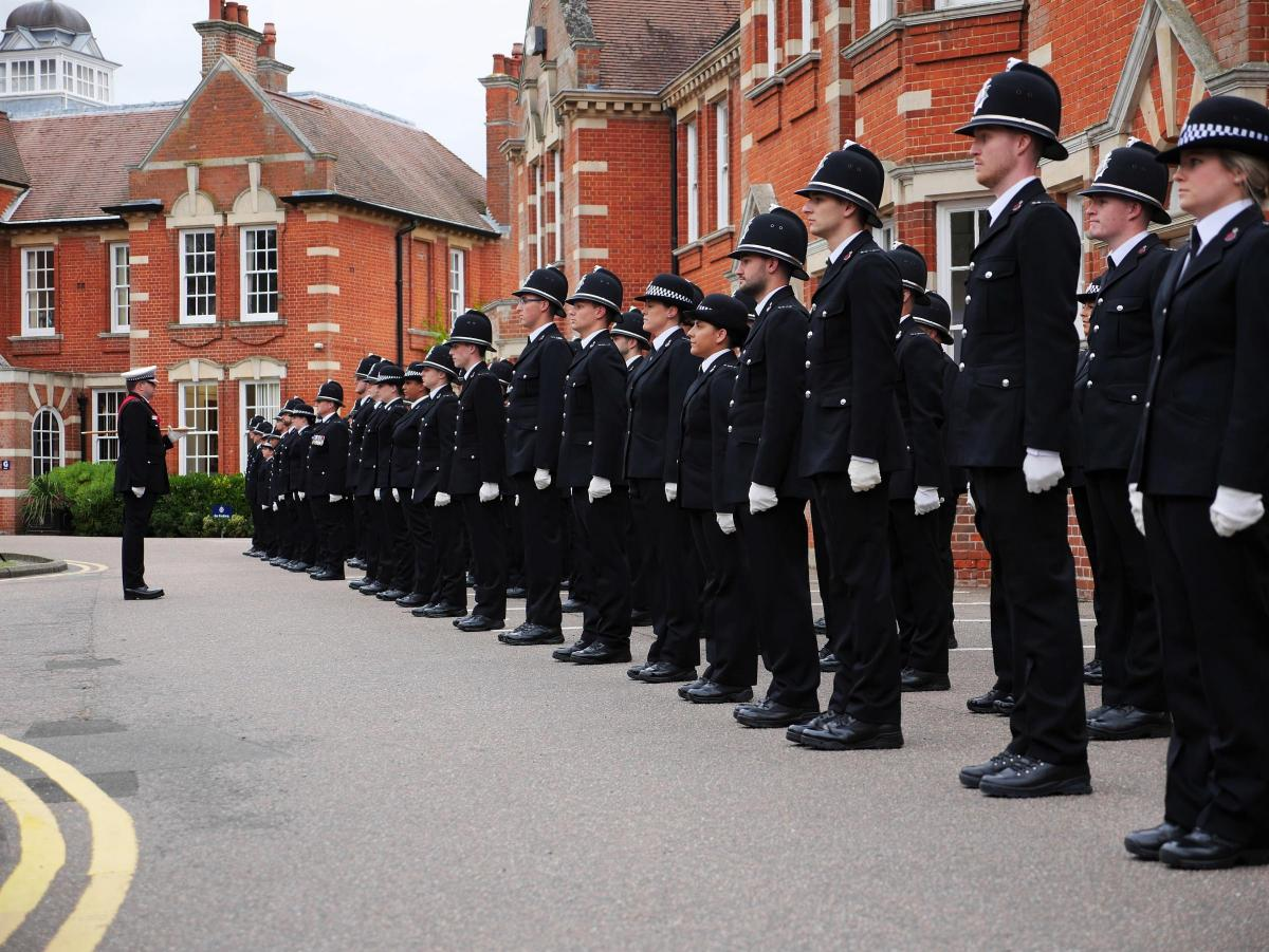 Essex Police welcomes 73 new officers to their team | This