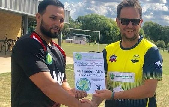 Son's of Pitches crowned Croydon Last Man Stands cricket champions