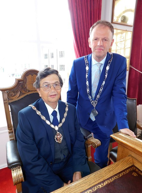 Waltham Abbey Town Council welcomes Dutch council for overseas visit