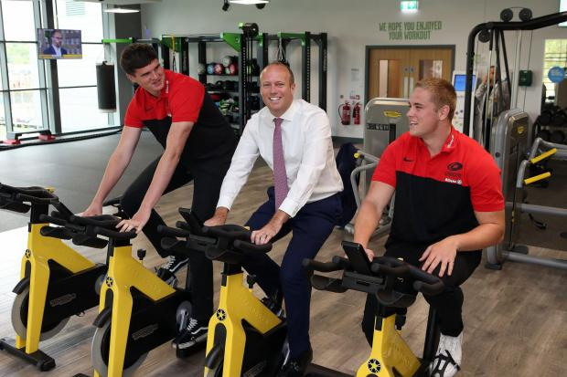 New Barnet Leisure Centre officially opens to public