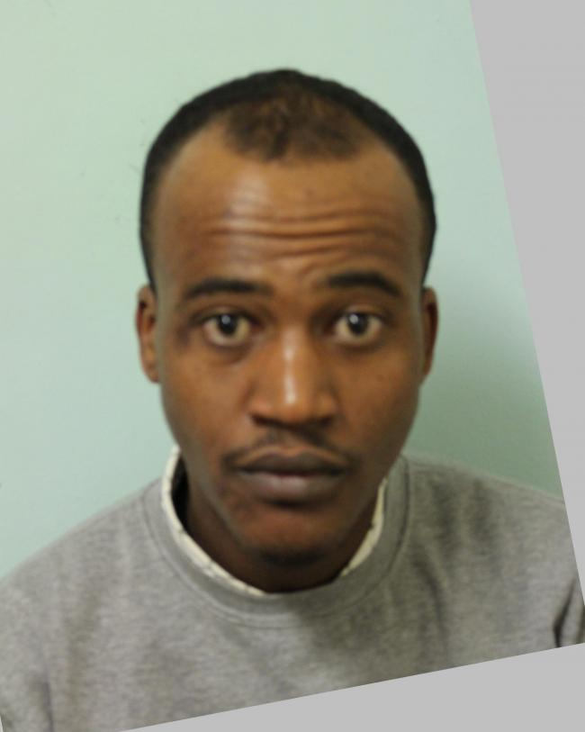 Mentesnot Cheru was jailed for over five years for his crimes on Wednesday, September 10