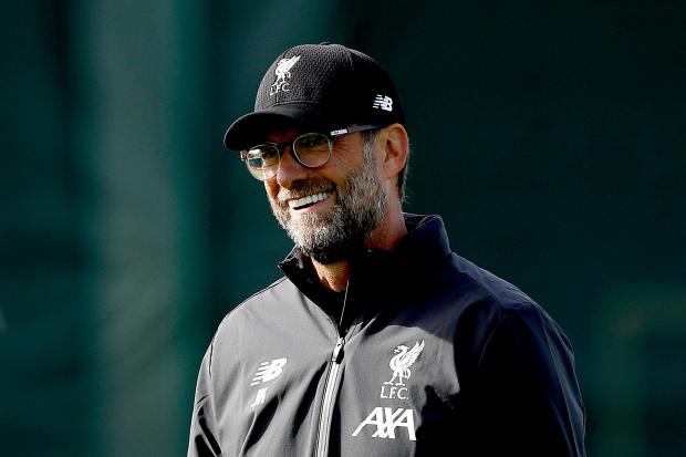 Jurgen Klopp's Liverpool take on Napoli in their Champions League opener