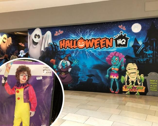 Halloween HQ, Bluewater