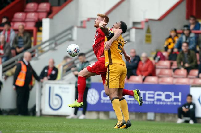Leyton Orient have been fined for an incident against Port Vale. Picture: Simon O'Connor