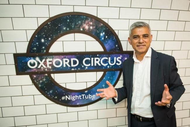 Crime on the Night Tube rose almost a third last year.