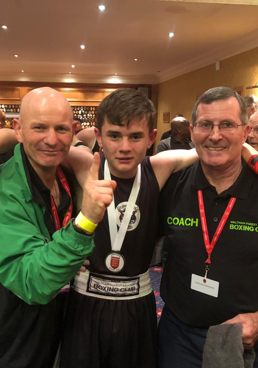 Oliver Tanner becomes Waltham Forest ABC's latest national champion - This is Local London