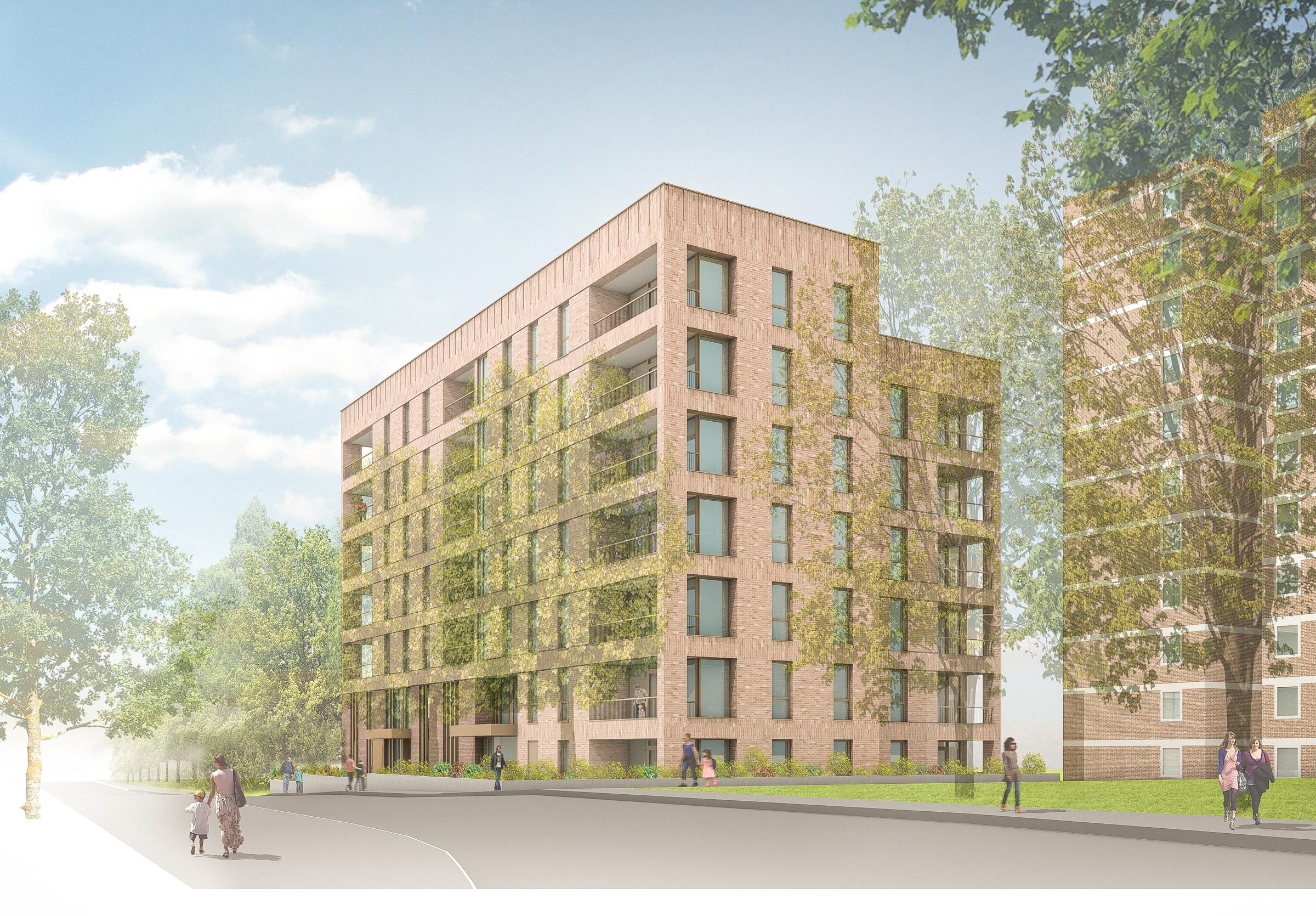 Council homes for homeless families approved in Lewisham - This is Local London
