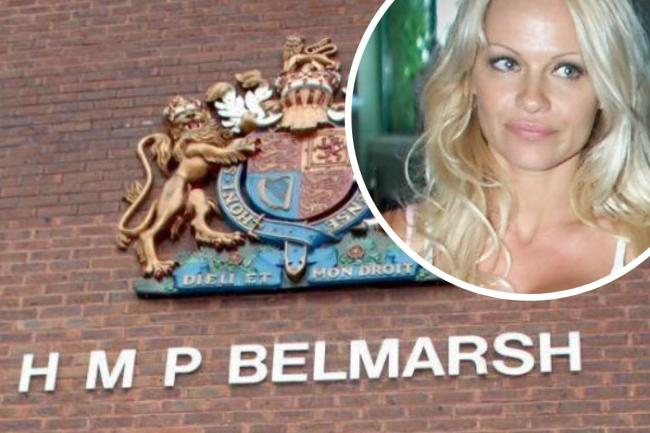 Pamela Anderson says she is planning a visit to Belmarsh prison in the next few weeks.