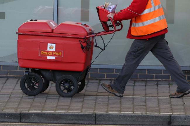 Royal Mail stock