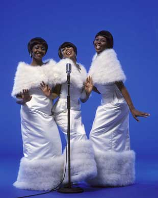 Dancing In The Streets features tributes in The Supremes
