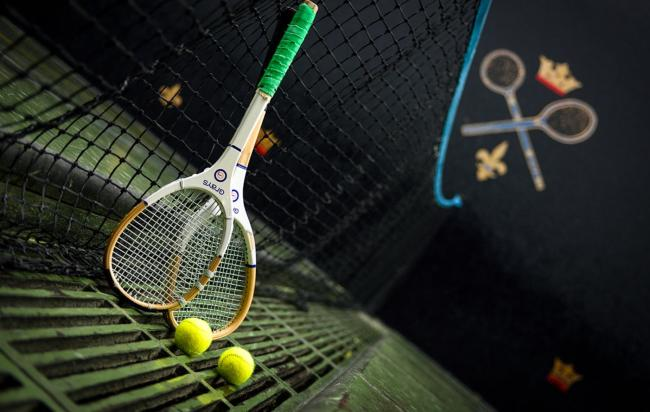 Real Tennis steps into the limelight by Tom Stephens, Hampton School