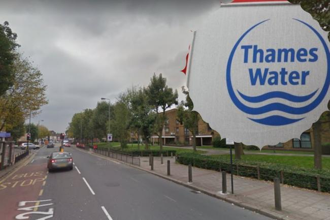 Thames Water fined after digging a hole 140 metres away from actual Earlsfield leak