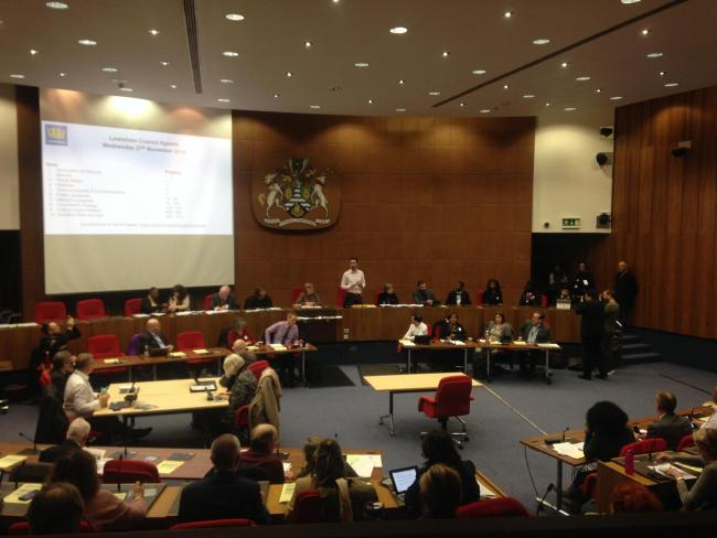 The suggestions were put forward at full council last week