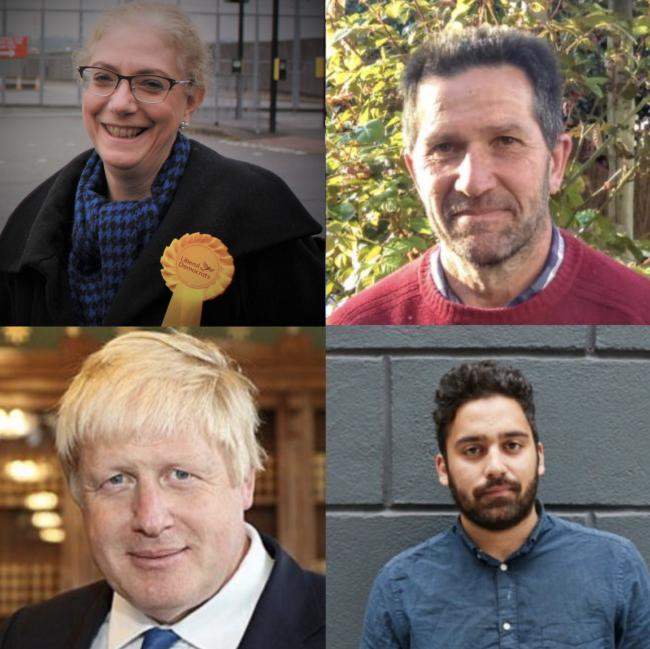 General Election 2019: Meet the Uxbridge and South Ruislip candidates