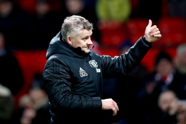 Ole Gunnar Solskjaer's side face Chelsea on Monday night