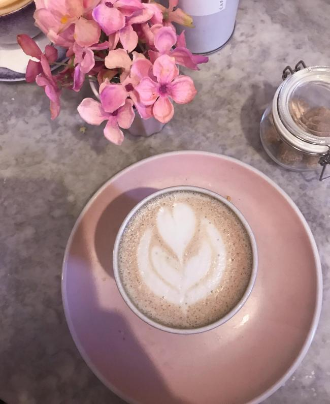 The Rise of London's 'Instagram Cafés' by Jemima McDuell, Newstead Wood School