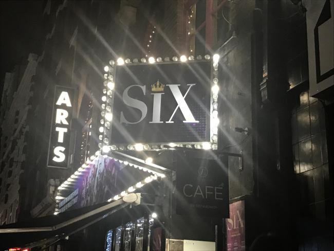 SIX the musical, leaves people wanting more