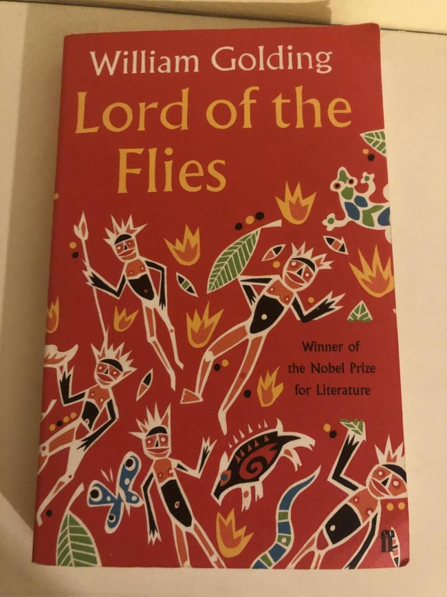 Lord of the Flies by William Golding, GCSE set text