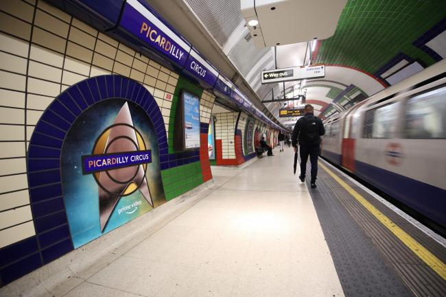 Transport for London is currently hiring across London