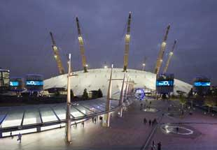 This Is Local London: The O2 in North Greenwich has been named the top arena at the Billboard Awards.
