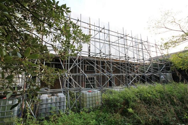 TLC needed: historic Dower House in Harlington