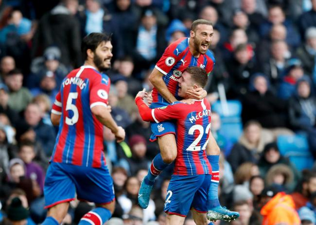 Defeat would've been 'cruel' says Palace boss after City draw